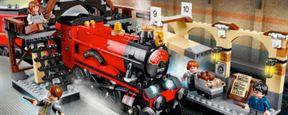 Harry Potter ganha novos conjuntos de LEGO inspirados nos três primeiros filmes da franquia
