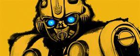 Comic-Con 2018: Bumblebee ganha novo cartaz