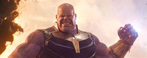 Comic-Con 2018: Marvel distribui pôster motivacional com mensagem de Thanos