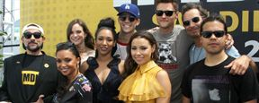Comic-Con 2018: Kevin Smith escala atores de The Flash em reboot de O Império do Besteirol Contra-Ataca