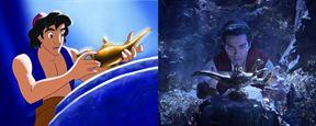 Aladdin: Roteirista da animação original critica Disney após divulgação do trailer live-action