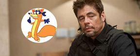 Benicio del Toro dará voz ao vilão Raposo em Dora, a Aventureira