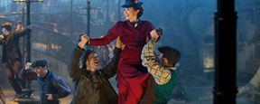 """O Retorno de Mary Poppins: Veja o clipe da canção """"Trip a Little Light Fantastic"""", que busca indicação ao Oscar 2019"""
