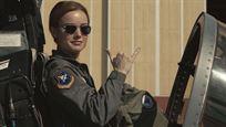 Bilheterias Estados Unidos: Capitã Marvel segue voando alto e mantém a liderança