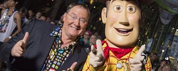 Chefe de animação da Paramount se recusa a trabalhar com John Lasseter
