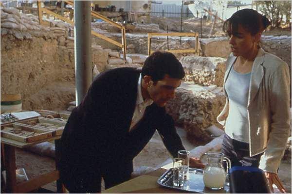 O Corpo : foto Antonio Banderas, Olivia Williams
