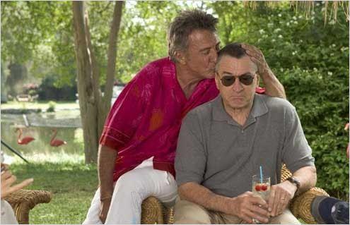 Entrando Numa Fria Maior Ainda : foto Dustin Hoffman, Jay Roach, Robert De Niro