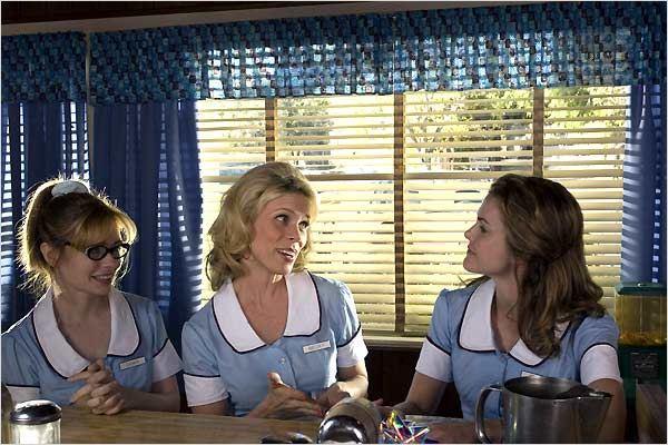 Adrienne Shelly la camarera
