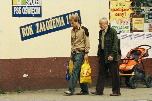 À Espera de Turistas : foto Alexander Fehling, Ryszard Ronczewski
