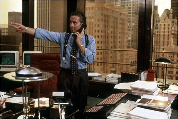 Wall Street - Poder e Cobiça : foto Michael Douglas, Oliver Stone