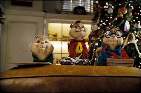 Alvin e os Esquilos : Foto Tim Hill