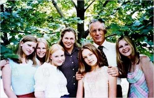 As Virgens Suicidas : foto James Woods, Kathleen Turner, Kirsten Dunst, Sofia Coppola