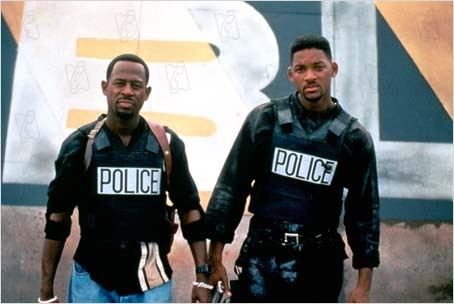 Os Bad Boys : foto Martin Lawrence, Michael Bay, Will Smith