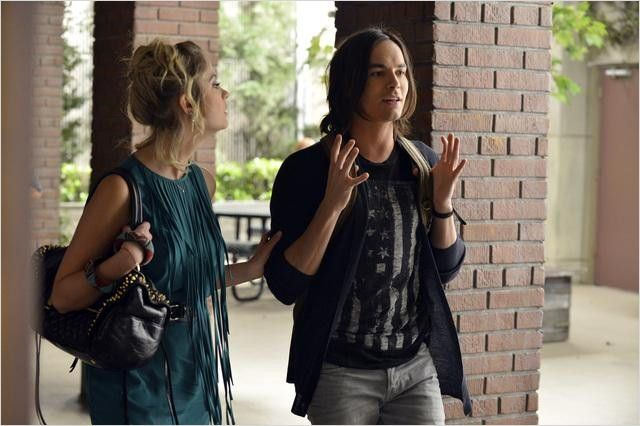Foto Ashley Benson, Tyler Blackburn