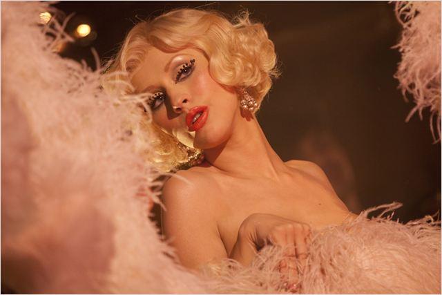 Burlesque : foto Christina Aguilera