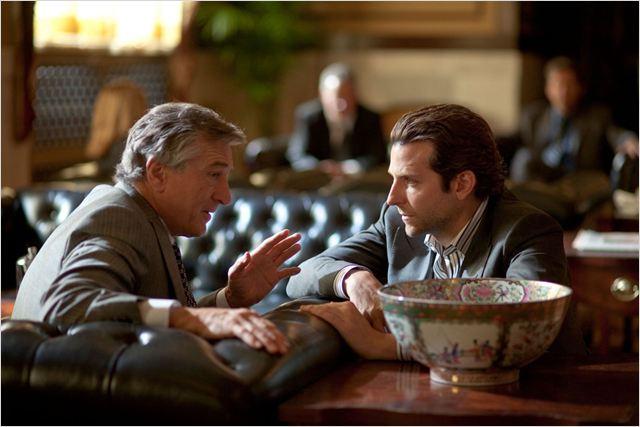 Sem Limites : foto Bradley Cooper, Robert De Niro
