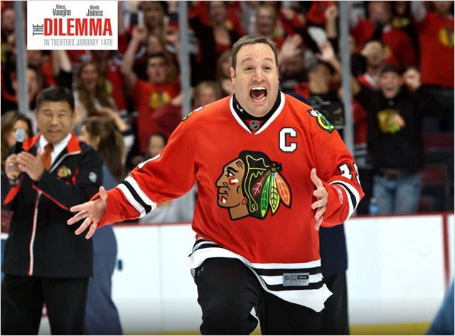 O Dilema : foto Kevin James