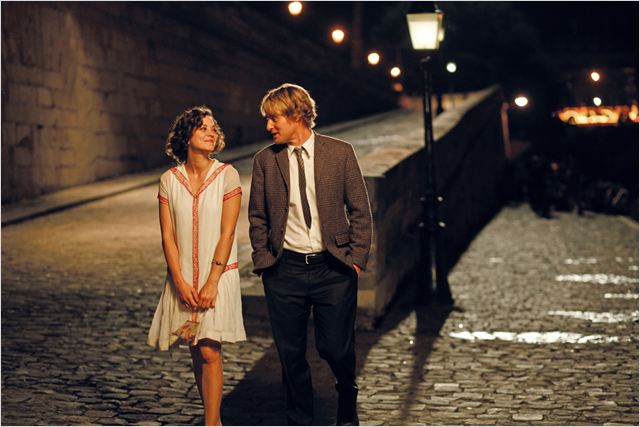 Meia Noite em Paris : Foto Marion Cotillard, Owen Wilson, Woody Allen
