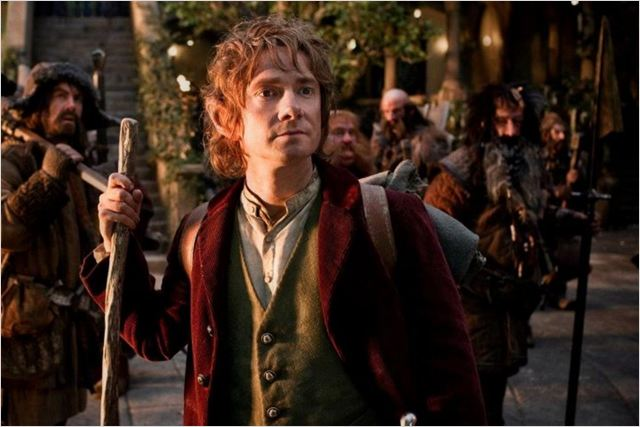 O Hobbit: Uma Jornada Inesperada : Foto Martin Freeman
