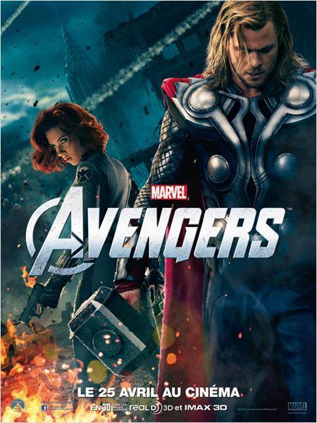 Os Vingadores - The Avengers : poster Joss Whedon