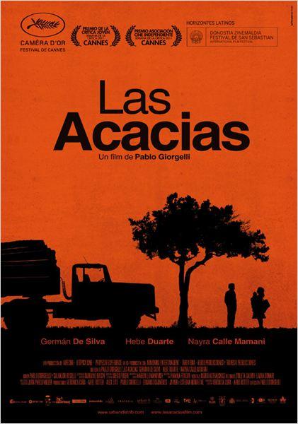 Las Acacias : Poster