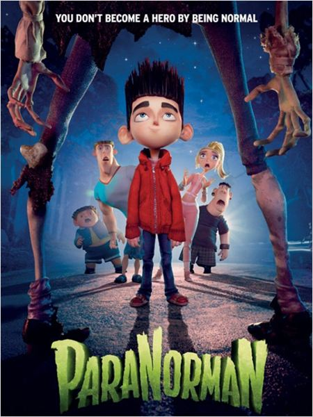 ParaNorman : poster