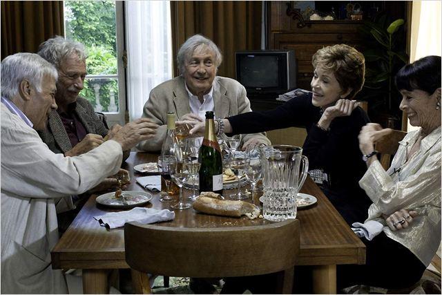 E se Vivêssemos Todos Juntos? : foto Claude Rich, Geraldine Chaplin, Guy Bedos, Jane Fonda, Pierre Richard