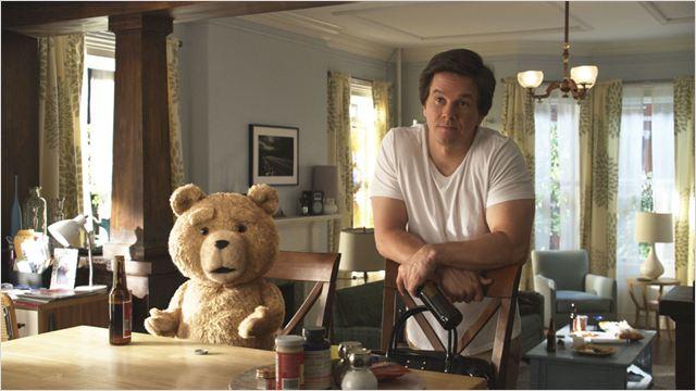 Ted : Foto Mark Wahlberg, Seth MacFarlane
