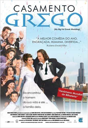 Casamento Grego : poster
