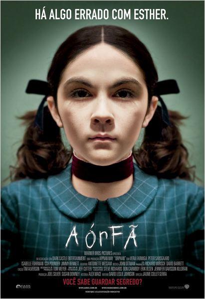 A Órfã : poster