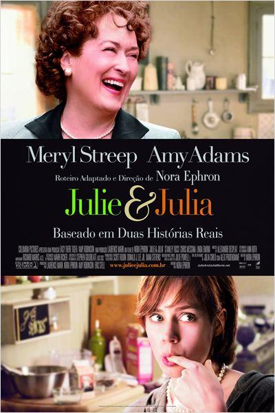 Julie & Julia : poster
