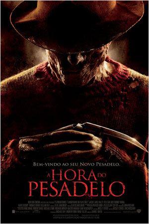 A Hora do Pesadelo : poster