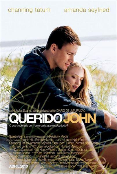 Querido John : poster