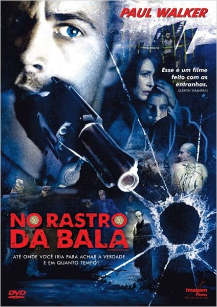 No Rastro da Bala : Poster