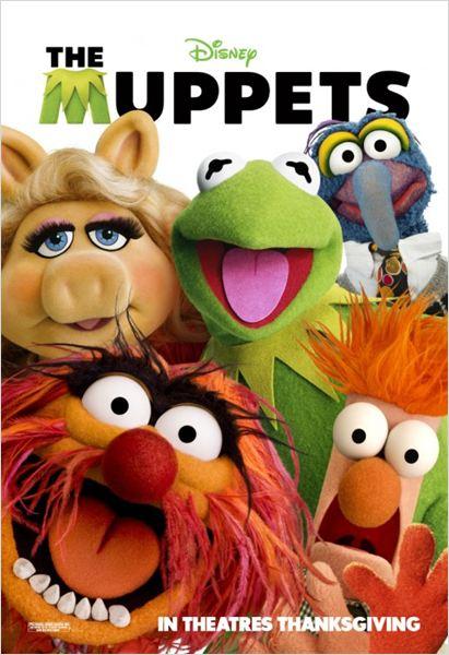 Assistir Os Muppets