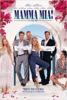 Mamma Mia! - O Filme : poster