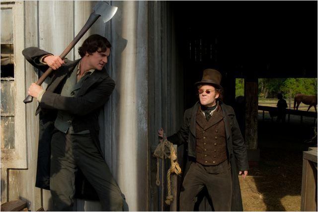 Abraham Lincoln: Caçador de Vampiros : foto Benjamin Walker