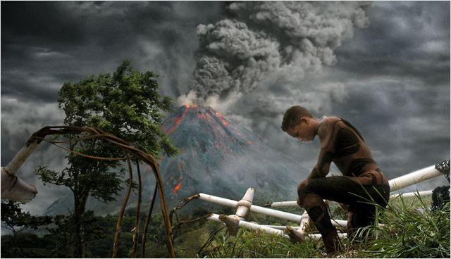 Depois da Terra : foto Jaden Smith