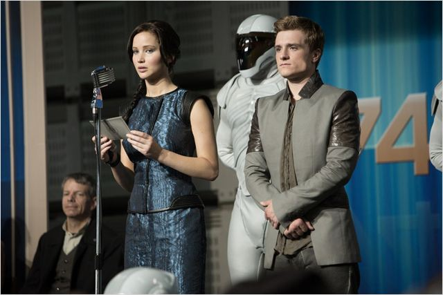 Jogos Vorazes - Em Chamas : foto Jennifer Lawrence, Josh Hutcherson