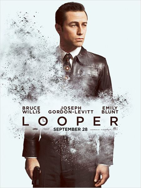 Looper - Assassinos do Futuro : poster Joseph Gordon-Levitt