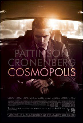 Cosmópolis : poster