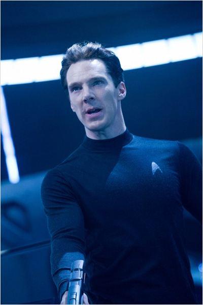 Além da Escuridão - Star Trek : foto Benedict Cumberbatch
