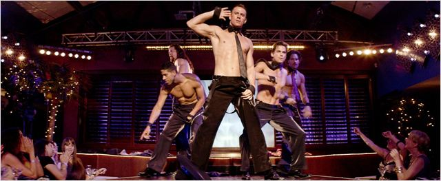 Magic Mike : foto Adam Rodriguez, Channing Tatum, Joe Manganiello, Matt Bomer