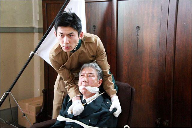11·25 jiketsu no hi: Mishima Yukio to wakamono-tachi movie