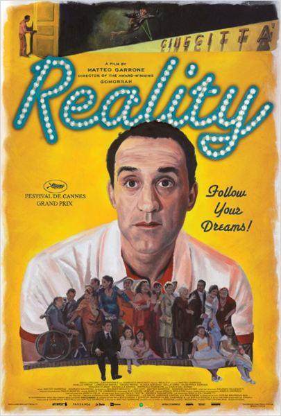 Reality - A Grande Ilusão : poster