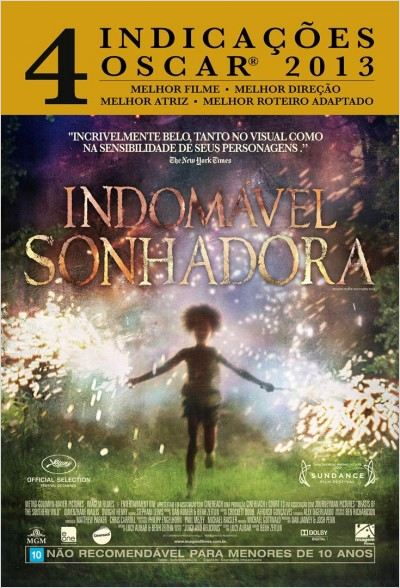 Indom&#225;vel Sonhadora : poster