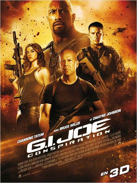 G.I. Joe - Retalia&#231;&#227;o : poster