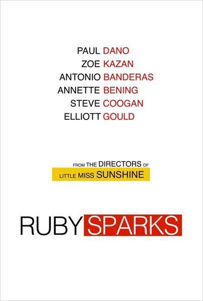 Ruby Sparks - A Namorada Perfeita : Poster
