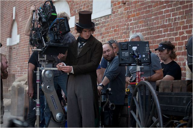 Abraham Lincoln: Caçador de Vampiros : foto Benjamin Walker, Timur Bekmambetov