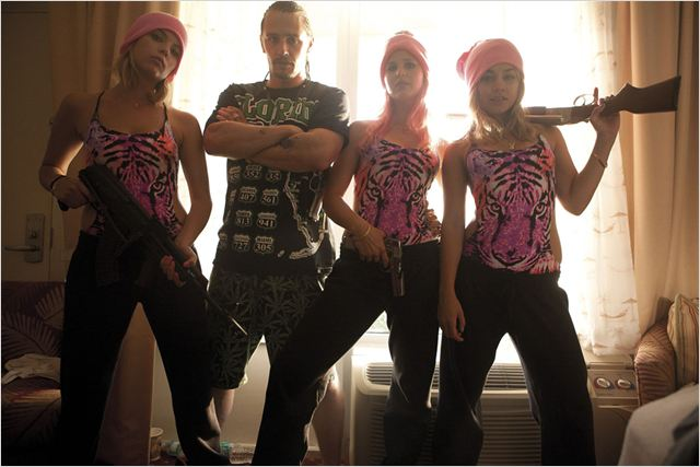 Spring Breakers - Garotas Perigosas : Foto Ashley Benson, James Franco, Rachel Korine, Vanessa Hudgens